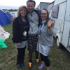 MTI tutors rocking backstage massage at Glastonbury&lt;br/&gt;&lt;a href=&quot;gallery/30-years-of-mti/35/add/#comments&quot;>Add comment</a>